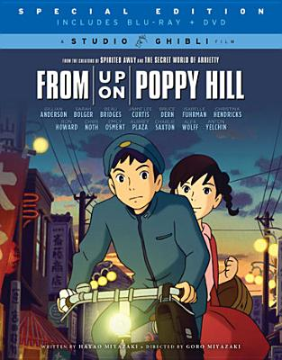 FROM UP ON POPPY HILL BY BOLGER,SARAH (Blu-Ray)